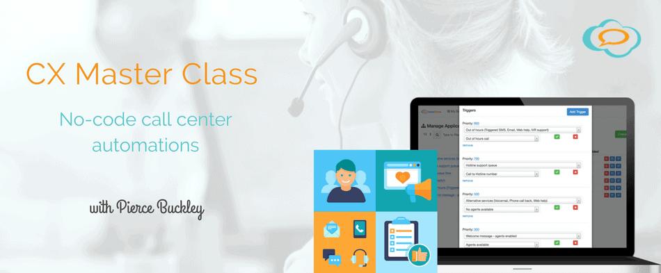 customer experience webinar