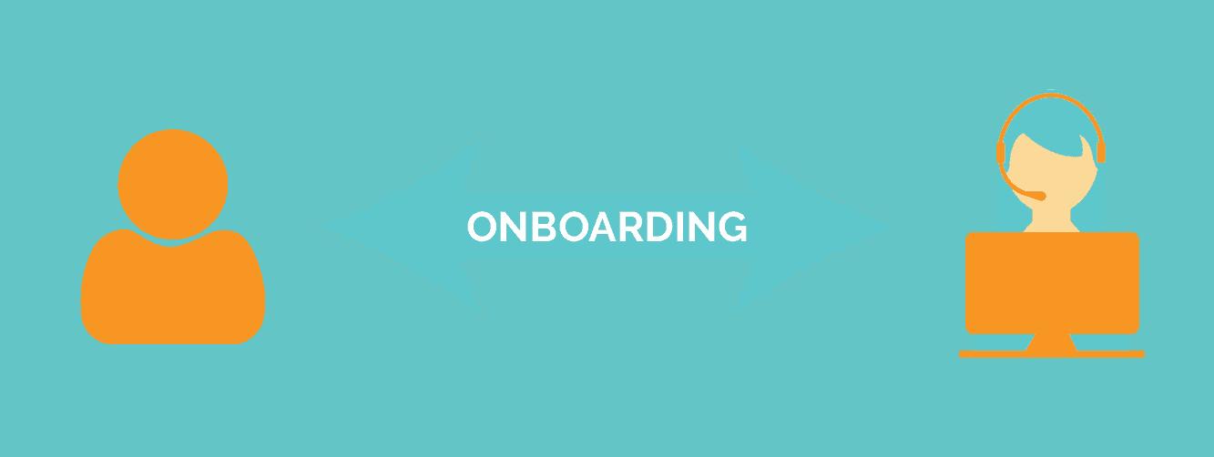 Nurturing onboarding user