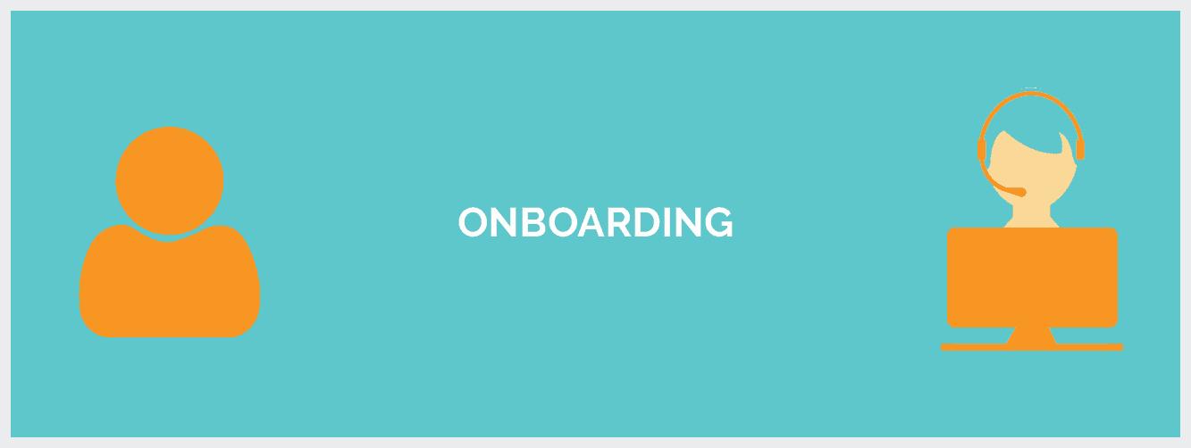 Nurture onboarding