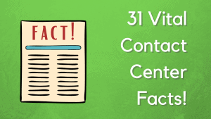 31 Contact Center Statistics to Live by in 2020