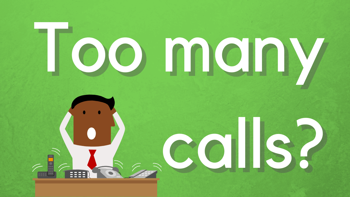 Too Many Calls? Here's How to Stop Your Contact Center Collapsing