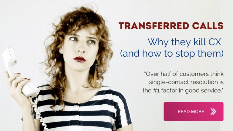Transferred calls