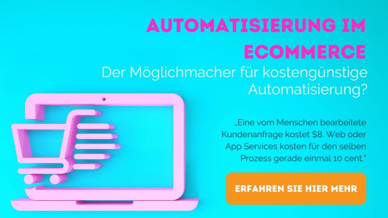 Automatisierung im eCommerce