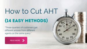 Average Handling Time tips