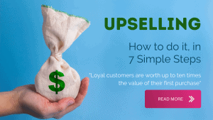 What is upselling