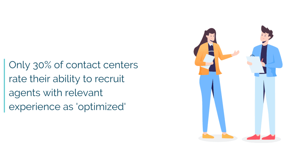 hire remote call center agents