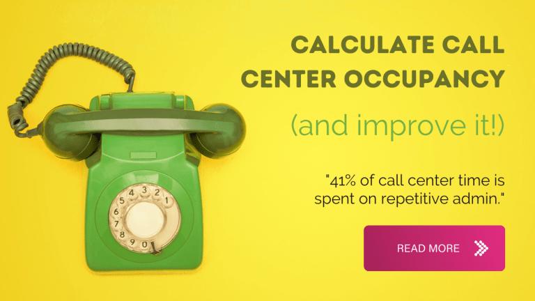 call center occupancy
